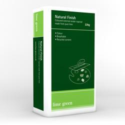 Natural Finish External Lime Render image