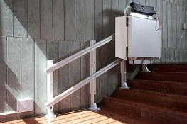 Logic - Inclined Stairlifts image