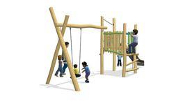 Slide & Swing Tower image