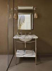 The Single Ladybower Vanity Basin Suite - Drummonds