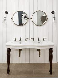 The Double China Windermere Vanity Basin image
