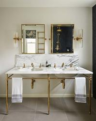 The Double Lowther Vanity Basin Suite - Drummonds