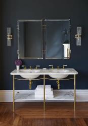 The Double Ladybower Vanity Basin Suite image