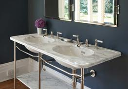 The Double Ladybower Vanity Basin Suite - Drummonds