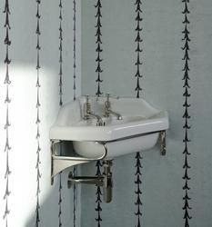 The Cam Corner Wall Mounted Vanity Basin* image