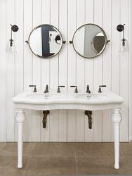 The Double China Windermere Vanity Basin* image