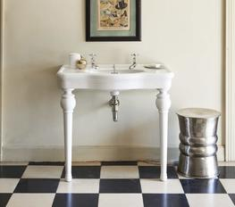 The Single China Windermere <strong>Vanity</strong> <strong>Basin</strong> image