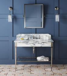 The Single Thames Vanity Basin Suite - Drummonds