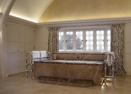 The Ness Large Undermounted Cast Iron Bath Tub image