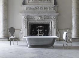 The Tay Cast Iron Skirted Bath Tub image