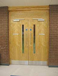 Flush Door Leaves - Dovetail Enterprises Ltd