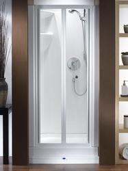 This versatile Easyfit Shower Pod looks stunning in any position, tucked away in a recess or fitted flush to one wall and will never intrude into valuable room space.  Shower Pod Features: h2100 x w900 x d900 Unique MGC (Marine Grade Composite) Rigid Construct...