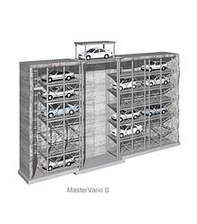 MasterVario S - Double Parking Systems