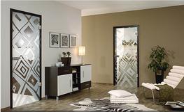 Antaris Glass Door Design image