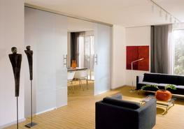 Atos Glass Door Design image