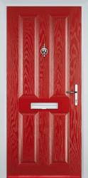 GRP Composite Doors 4 Panel image