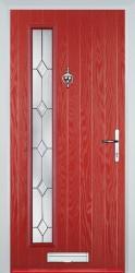 GRP Composite Doors Cottage Long image