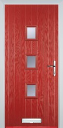GRP Composite Doors 3 Square Mid image