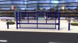 IWA 14 Terra 180 Hinged Gate image