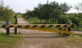 PAS 68 Terra Swing Gate image