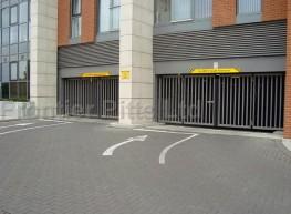 Bi-folding Gates image