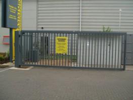 Security Hinged Gates image