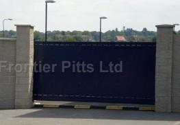 Security Sliding LoTracker Gate image