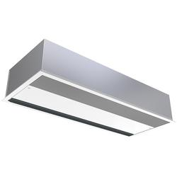 Recessed air curtain for commercial premises, with intelligent control • Recommended installation height 3,5 m* • Recessed mounting  Application With its concealed location, AR3500 is very unobtrusive and with that particularly suitable for environments wh...