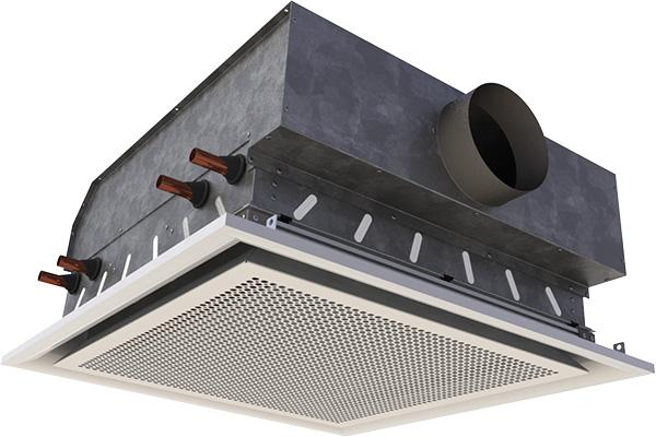 Halo Active Chilled Beam By Frenger Systems Ltd