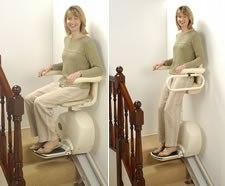 Meditek Straight Stairlift image