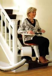 Flow 2 Curved Stairlift image