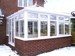 Our PVCu and Glass Extensions offer an elegant, yet affordable, alternative to Hardwood or Aluminium & Ash.  Made from highly insulated, environmentally friendly PVCu they are available in pure, traditional white as well as a range of wood effect colours.  For...