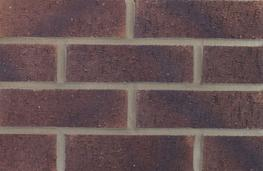 Burghley Red Rustic Brick image