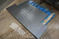 Welsh Slate Hearth - Natural Riven Finish image