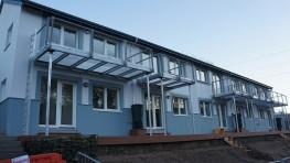 Euro profile tilt and turn triple glazed timber aluminium composite windows (92mm) - GreenSteps Ltd
