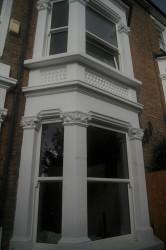 Triple glazed timber mock sliding sash windows (92mm) - GreenSteps Ltd