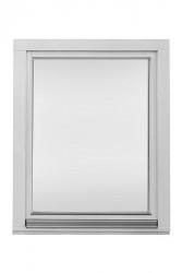 Fire rated inward opening timber aluminium windows (90mm) image