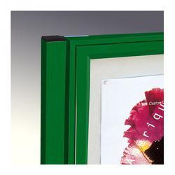 6 x A4, AF30 aluminium noticeboard (Ref: AF30/6A4) image