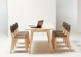 Jonty chair - Chorus Furniture - Beautiful British designed chair - New Design Group
