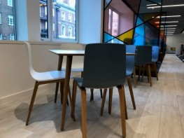Pen Table - Ryan Furniture - Simple, attractive table - New Design Group