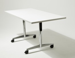 Nimbus - Flip-Top Table - Cambridge Park - Stylish table designed and made in Britain - New Design Group