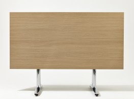 Alto - Flip-Top Table - Cambridge Park - Stylish table designed and made in Britain - New Design Group