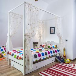 Jemima Four Poster Bed image