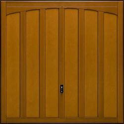 Timber Garage Doors image