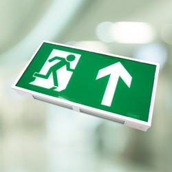LED Exit Sign — Dale image