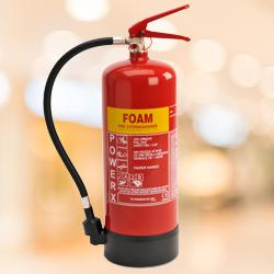 Foam Fire Extinguishers image