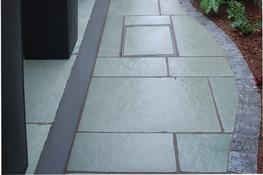 Indian Sandstone - Steel Blue Limestone image