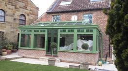 Orangery Upgrade by ERW Joinery Ltd