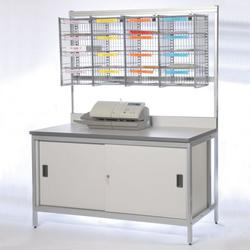 Office Mail Centre - 1500mm Cupboard/Flexibuild - 16 Compartment image