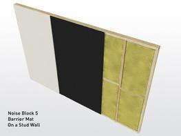 Noise Block 5 Barrier Mat image